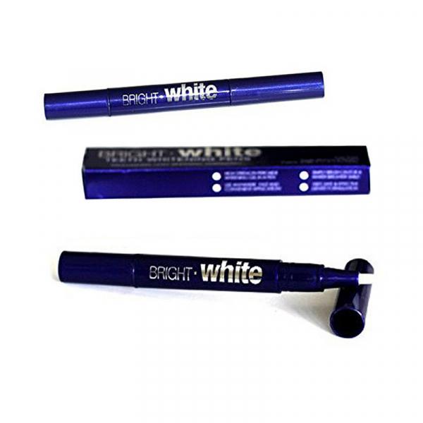 Creion pentru albirea dintilor, GMO, BrightWhite 4