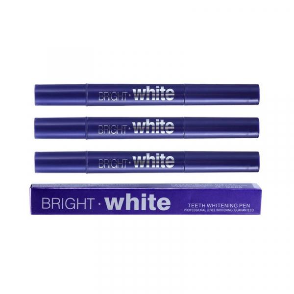 Creion pentru albirea dintilor, GMO, BrightWhite 6