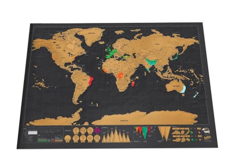 Harta razuibila a lumii, GMO, Deluxe 0