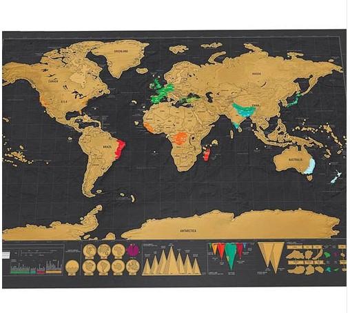 Harta razuibila a lumii, GMO, Deluxe 1