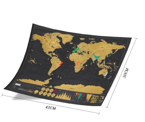 Harta razuibila a lumii, GMO, Deluxe 3