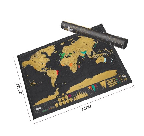 Harta razuibila a lumii, GMO, Deluxe 4