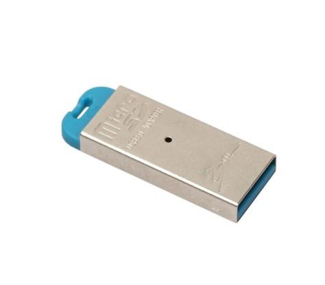 Cititor de carduri microSD, GMO USB 2.0 5