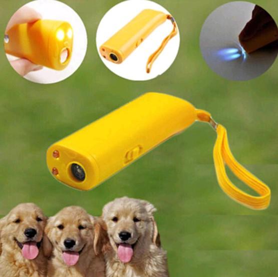 Aparat cu ultrasunete anti-caini, GMO, Dog Master 3