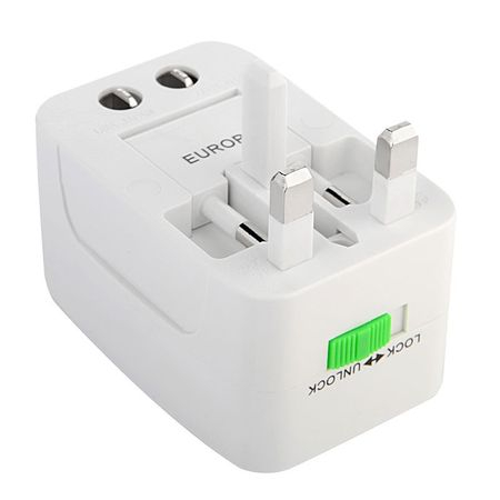 Adaptor de priza international, GMO, All in one 3