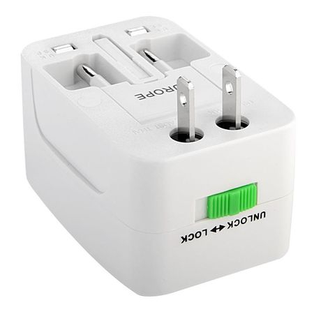 Adaptor de priza international, GMO, All in one 5