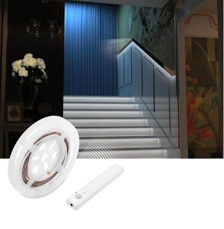 Banda inteligenta LED, GMO, cu senzor de miscare 4