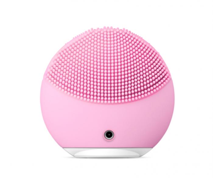 Dispozitiv de curatare faciala, FORCLEAN, Pearl Pink, 8000 oscilatii/minut, 8 trepte de viteza, impermeabil, roz 2