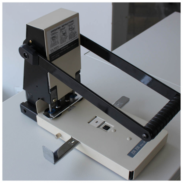 Perforator profesional de arhivare, GMO, HP2-300 2