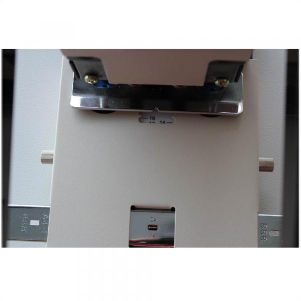 Perforator profesional de arhivare, GMO, HP2-300 4