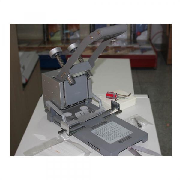 Echipament profesional pentru arhivare documente cu nituri din metal, GMO, DUO-N35 3