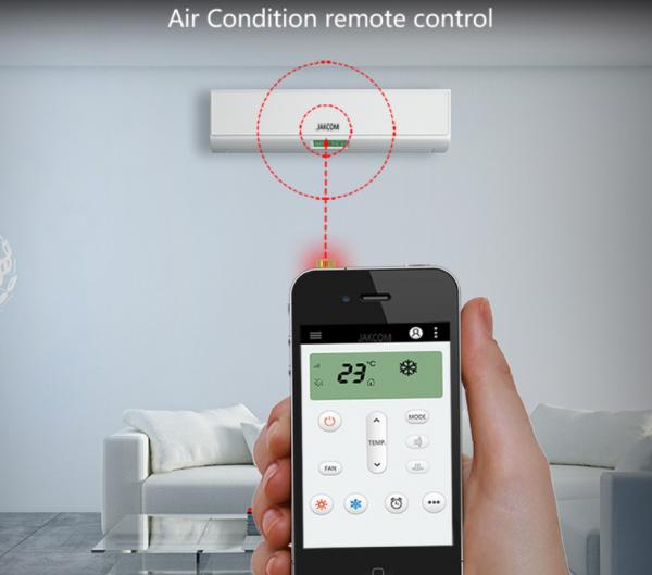 Dispozitiv smart control, GMO, IR pentru IPhone 6