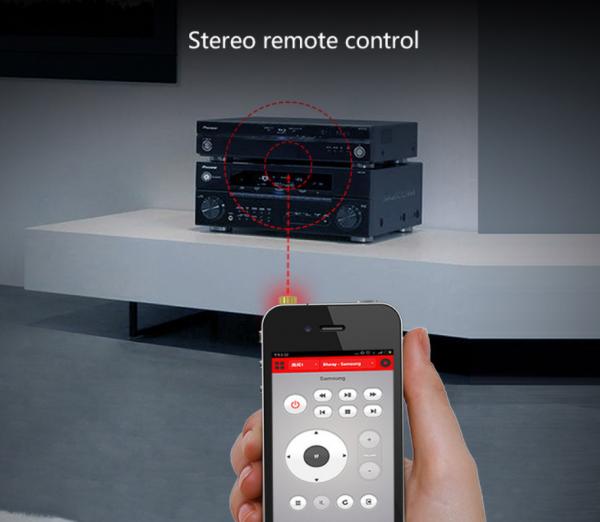 Dispozitiv smart control, GMO, IR pentru IPhone 8