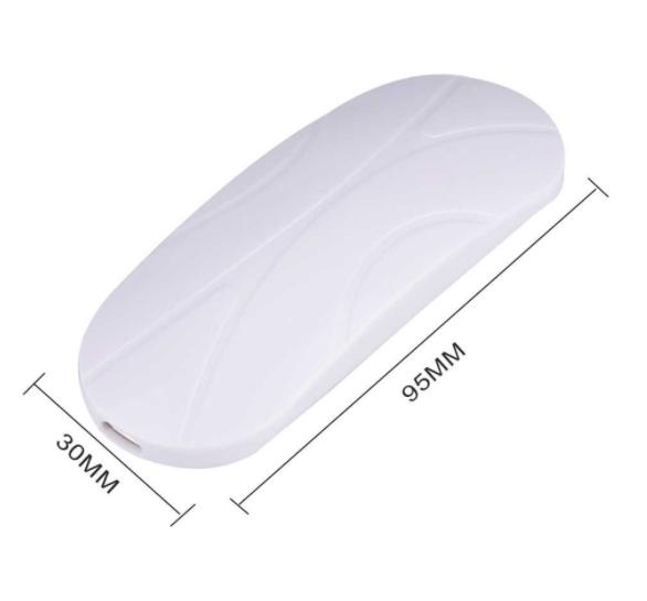 Lampa UV cu 3 LED-uri pentru unghii cu gel, Mini-Simply 2