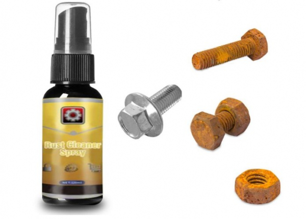 Spray de curatat rugina GMO, Down Rust, 30 ml 2