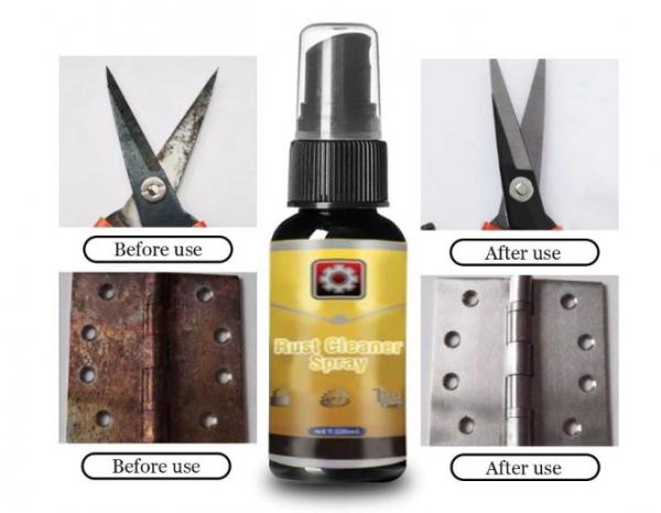Spray de curatat rugina GMO, Down Rust, 30 ml 3