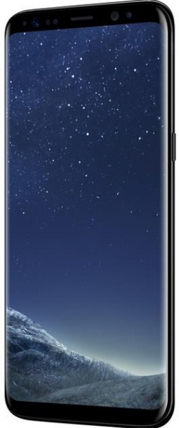 "Telefon Mobil Samsung Galaxy S8, Procesor Octa-Core 2.3GHz / 1.7GHz, Super AMOLED Capacitive touchscreen 5.8"", 4GB RAM, 64GB Flash, 12MP, 4G, Wi-Fi, Android, Midnight Black 2"