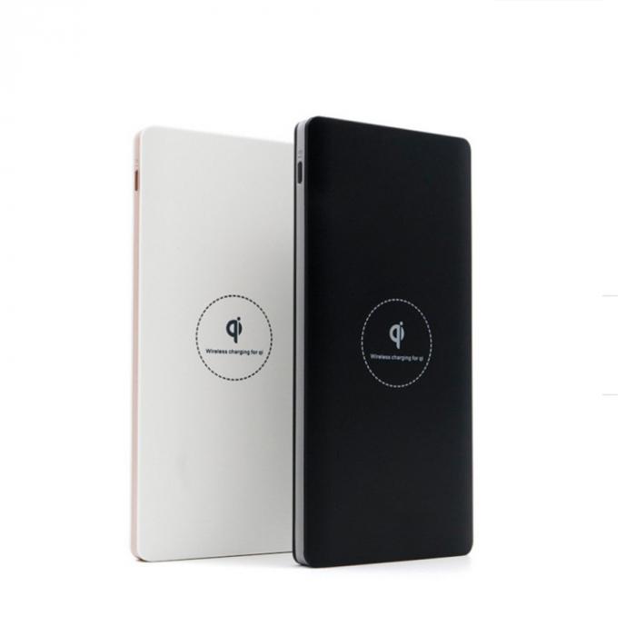 Baterie externa cu incarcare Wireless, GMO, Super Slim, 20000mAh [2]