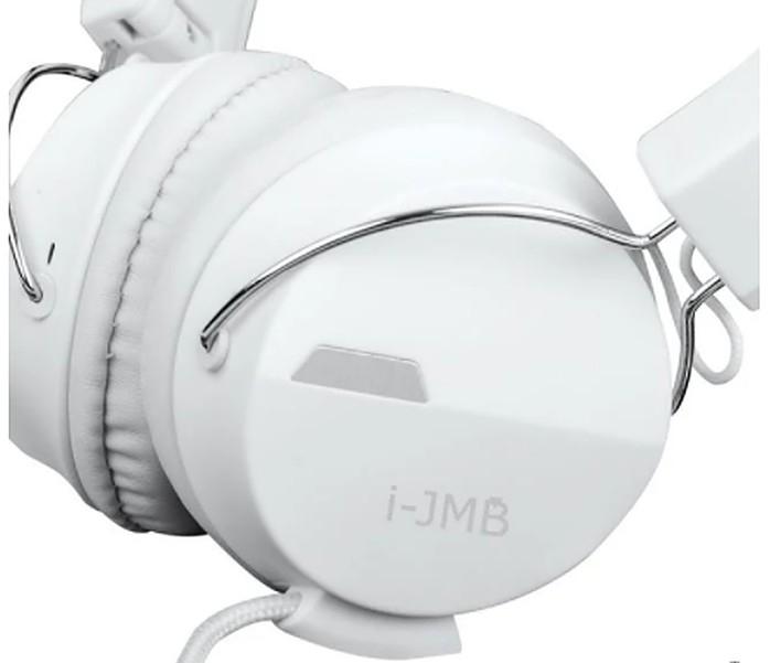 Casti audio On-Ear, GMO, albe [1]