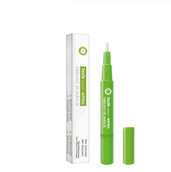 Creion pentru albirea dintilor, GMO, Green 0