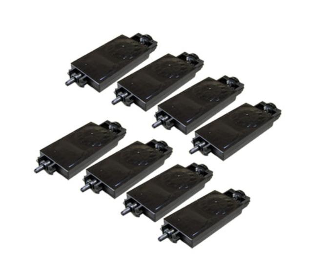 Damper pentru capul de printare EPSON DX5 - filtru de reziduuri 2