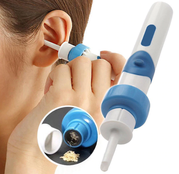 Echipament profesional pentru curatarea urechilor, GMO, Deep Clean, cu vibratii si micro-aspirare 4