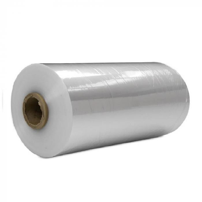 Folie de laminat in rola 330 mm x 200 m x 25 microni, aspect de finisare lucios, interior rola 25 mm 1