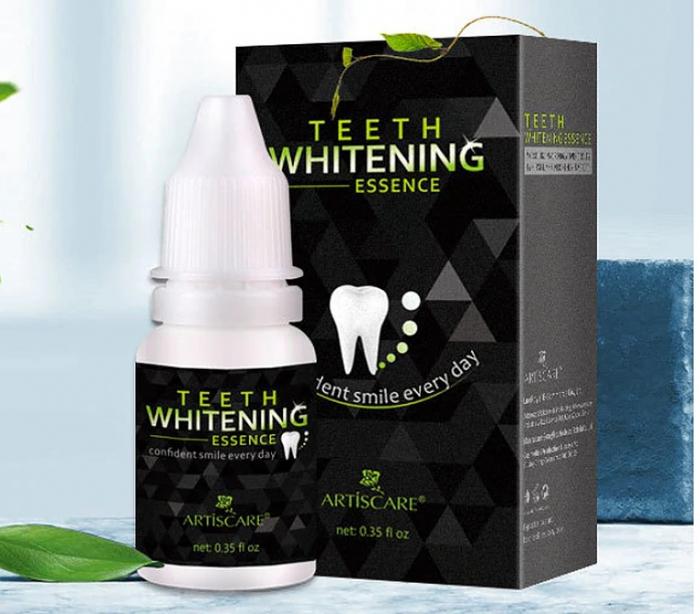 Gel pentru albirea dintilor, ADM, White Theeth, 10 ml [1]