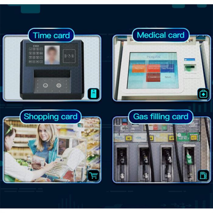 Inel Smart NFC R4 6