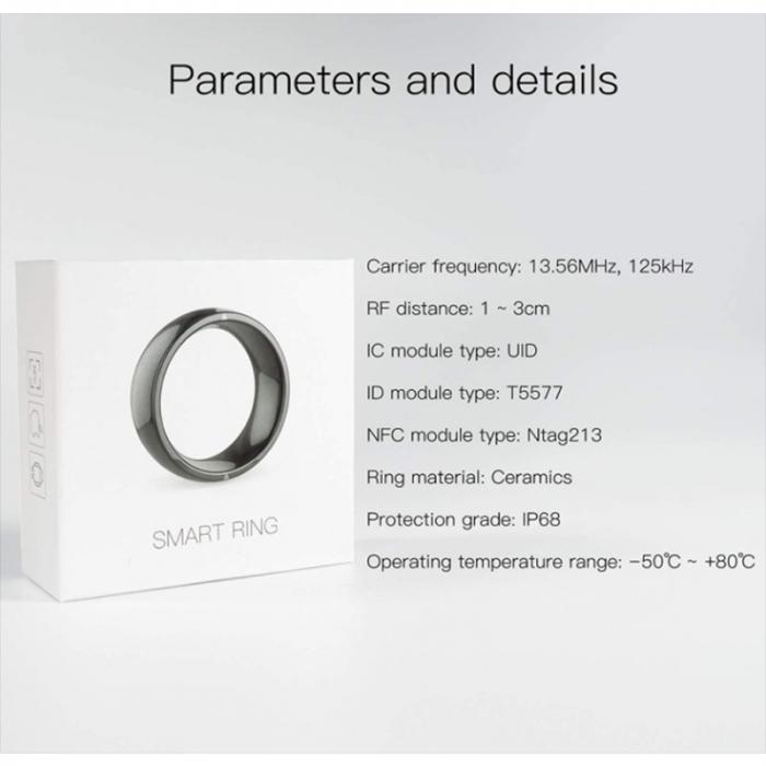 Inel Smart NFC R4 10
