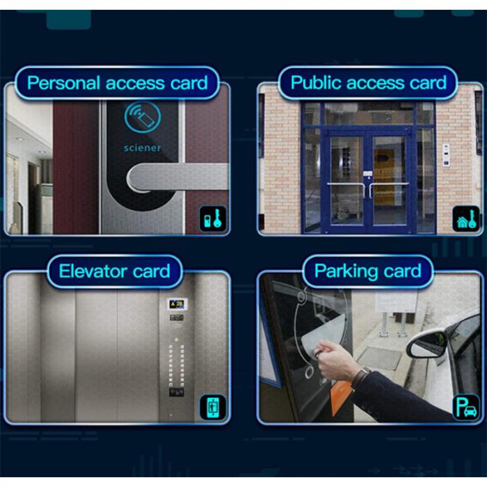 Inel Smart NFC R4 5