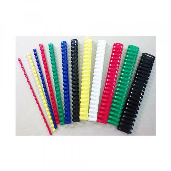Inele din plastic pentru indosariat, pas 14.28 0