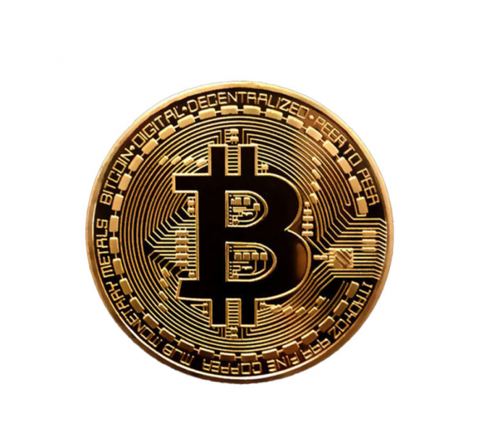 Moneda crypto pentru colectionari, GMO, Bitcoin [0]