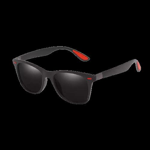 Ochelari de soare cu lentile polarizate, ADM, Darklenses, negri [0]