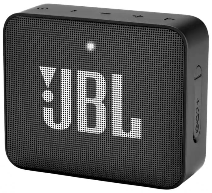 Boxa portabila cu bluetooth, JBL GO2+, Negru 0