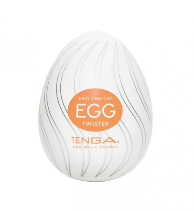 Prezervativ stimulator, GMO, Tenga Egg Misty [0]