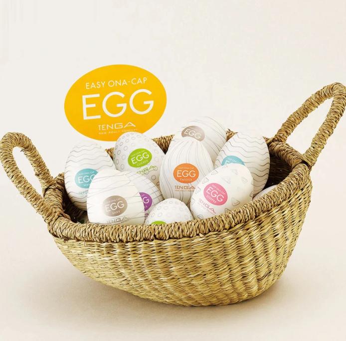 Prezervativ stimulator, GMO, Tenga Egg Misty [3]
