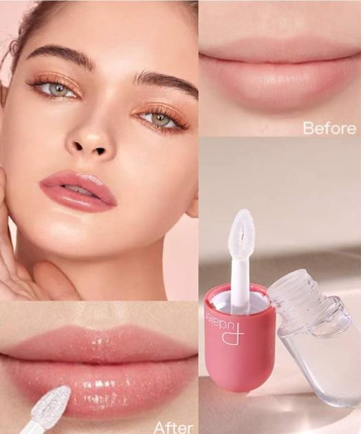 Mini capsula lipstick, GMO, Pudaier, hidratanta, termocromica, 4.5ml [3]