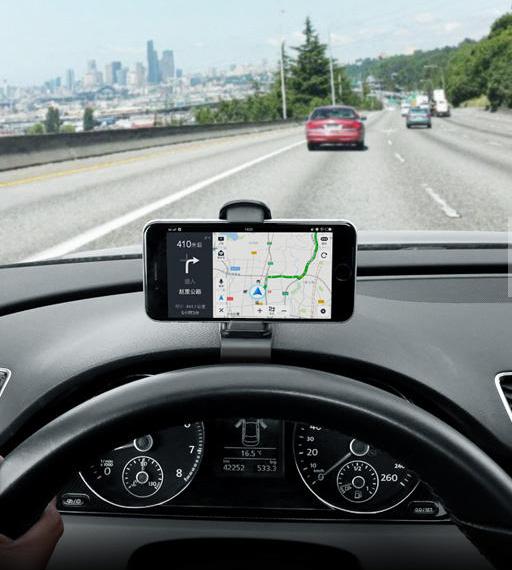 Suport pentru telefon, GMO, ATLB II, ușor și sigur pentru conducere și navigare 7