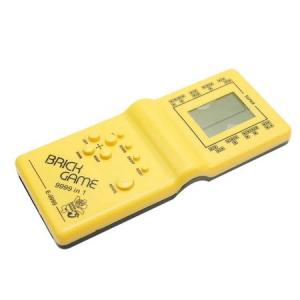 Consola de jocuri, GMO, Brick Game - Jocurile copilariei, galben3