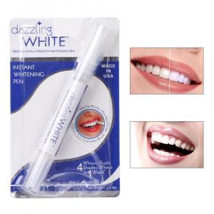 Creion pentru albirea dintilor, GMO, Dazzling White1