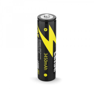 Baterie Li-Ion 3.7V 3450mah, GMO, Leise 18650, cu circuit de protectie0