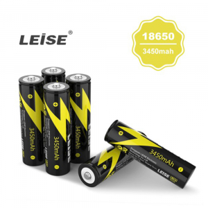 Baterie Li-Ion 3.7V 3450mah, GMO, Leise 18650, cu circuit de protectie4