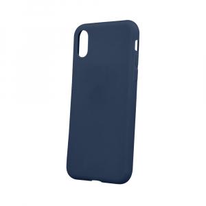 Husa mata, TPU, pentru Samsung A6 Plus 2018, albastru închis [0]