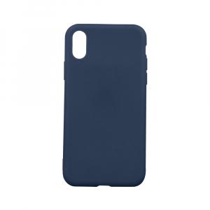 Husa mata, TPU, pentru Samsung A6 Plus 2018, albastru închis [1]