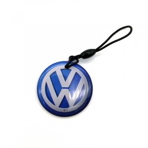 Breloc cu functie NFC, GMO, Volkswagen