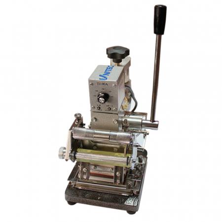 Echipament pentru transfer folio, embosare si aplicare timbru sec, TJ-90 [0]