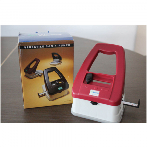 Perforator de birou multifuntional, Warrior, 3 in 11