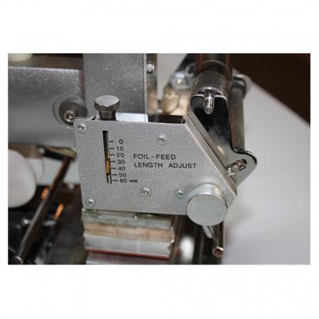 Echipament pentru transfer folio, embosare si aplicare timbru sec, TJ-90 [2]