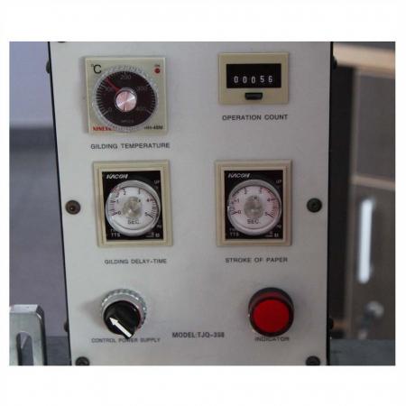 Echipament profesional pneumatic pentru aplicatii de imprimare termica, TJQ-368D1